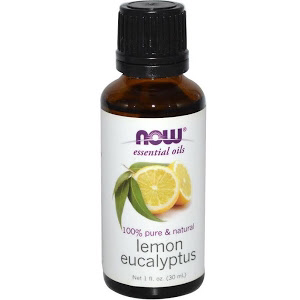 Now Essential Oils - Lemon & Eucalyptus Essential Blend 1 fl.oz