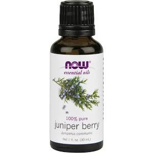 Now Essential Oils - Juniper Berry 100% Pure Oils 1 fl.oz