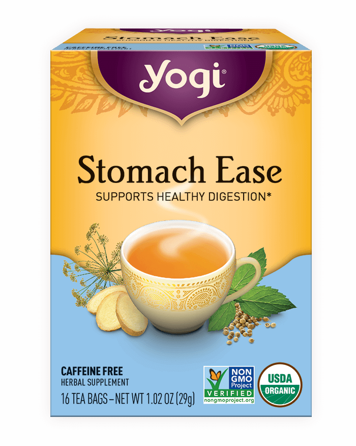 Yogi Stomach Ease Tea