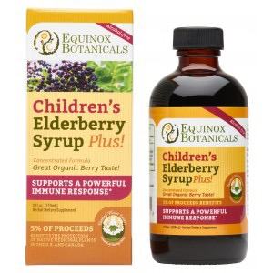 Children's Elderberry Syrup 4oz