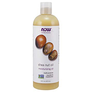 Now Solutions - Shea Nut Oil Pure Moisturizing Oil 16 fl.oz