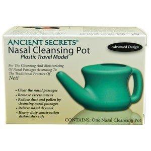 Nasal Cleansing Pot (Neti Pot), Travel Model