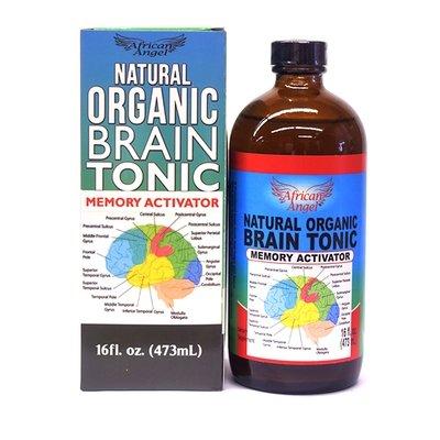 Natural Organic Brain Tonic 16oz