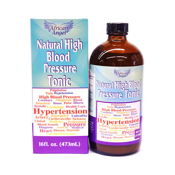 Natural High Blood Pressure Tonic 16oz