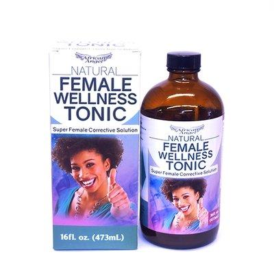 NATURAL FEMALE WELLNESS TONIC 16.Oz
