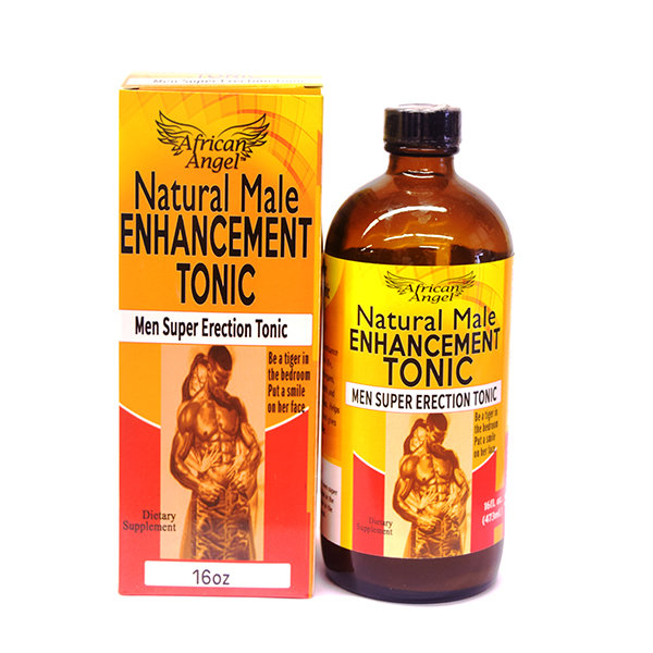 NATURAL MALE TONIC 16FL. OZ.