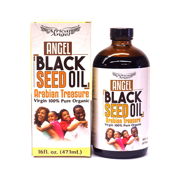 Black Seed Oil 4oz