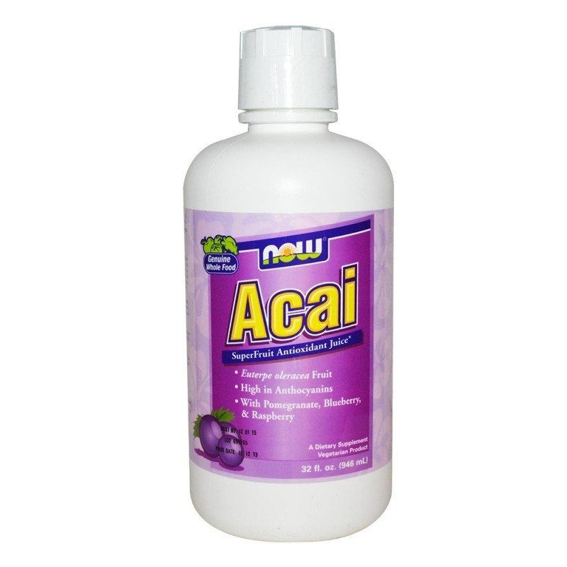 Acai Superfruit Juice - 32 oz.