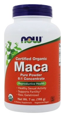 Maca Organic Pure Powder - 7 oz.