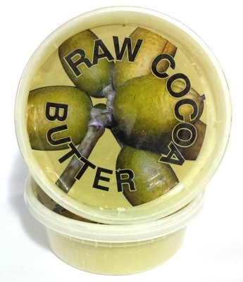 Raw Cocoa Butter 8oz
