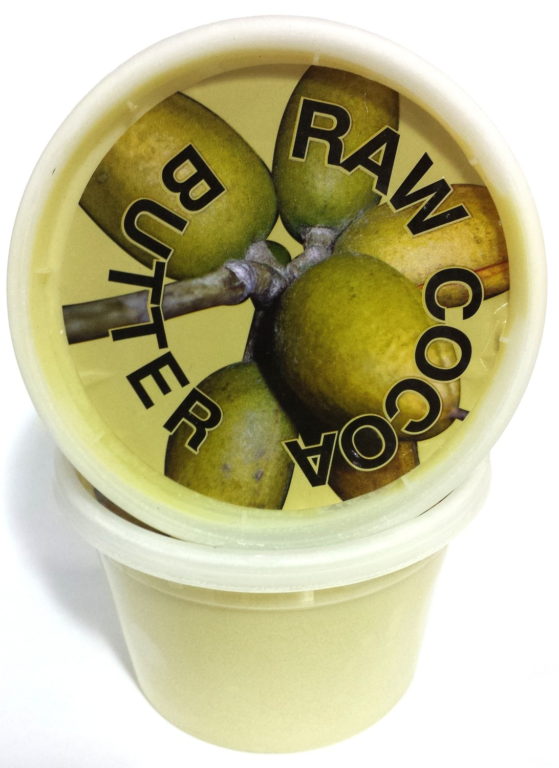 Raw Cocoa Butter 16oz