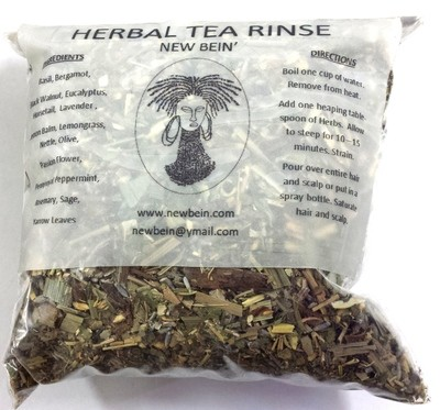 New Bein' Herbal Tea Rinse