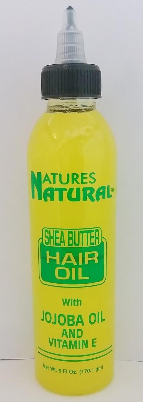 Natures Natural Shea Butter with Jojoba Oil