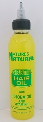 Natures Natural Shea Butter with Jojoba Oil