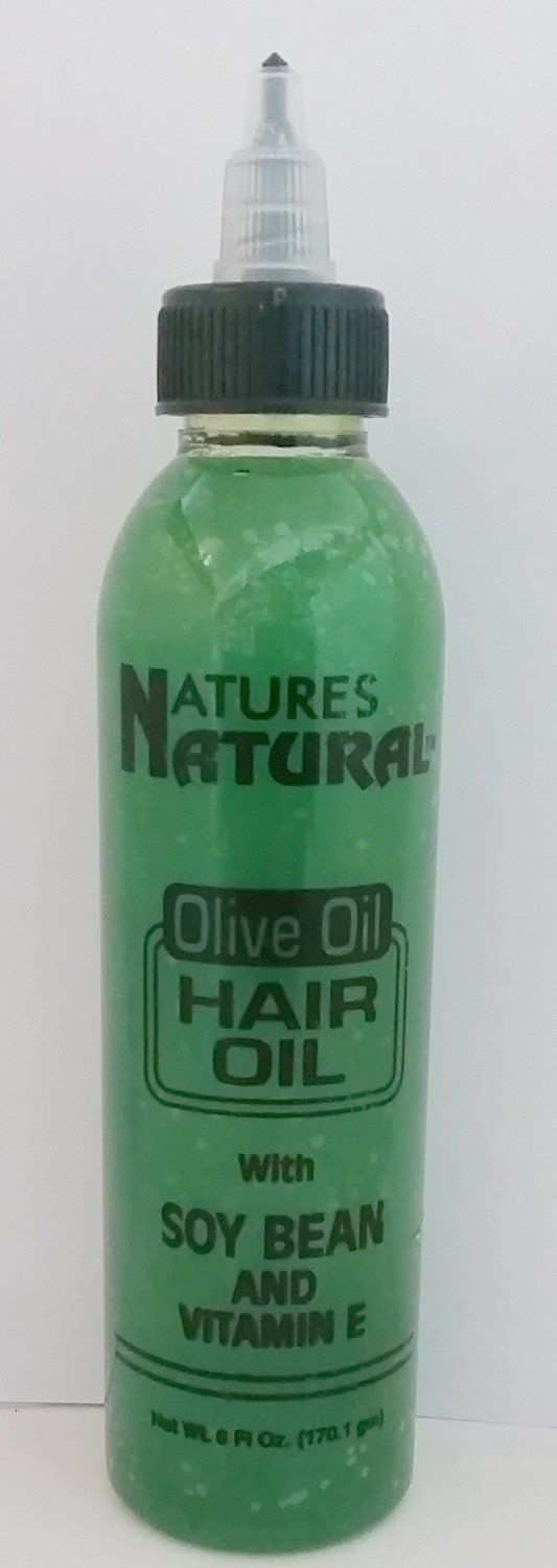 Natures Natural Olive Oil with Soy Bean Oil
