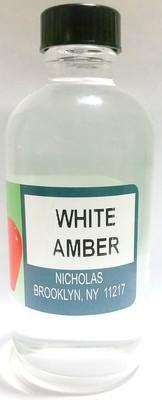 White Amber Oil