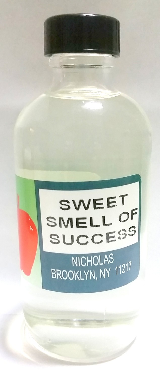 Sweet Smell Of Success oil