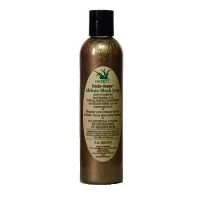 Dudu-Osum African Liquid Black Soap 8oz