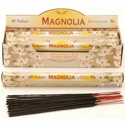 Tulasi Magnolia Incense Pack- 20 sticks