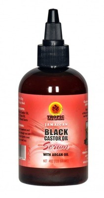 Jamaican Black Castor Oil Serum with Argan Oil