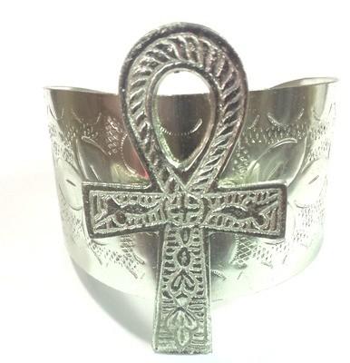 Ankh Bracelet (Silver)