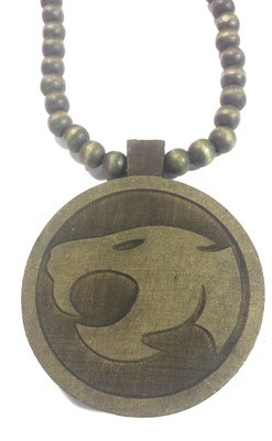 Thundercats Wooden Necklace
