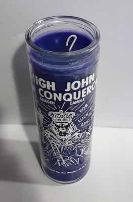 7 Day Candle-Alleged High John Conqueror