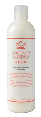 Nubian Heritage Coconut and Papaya Lotion (13 oz)
