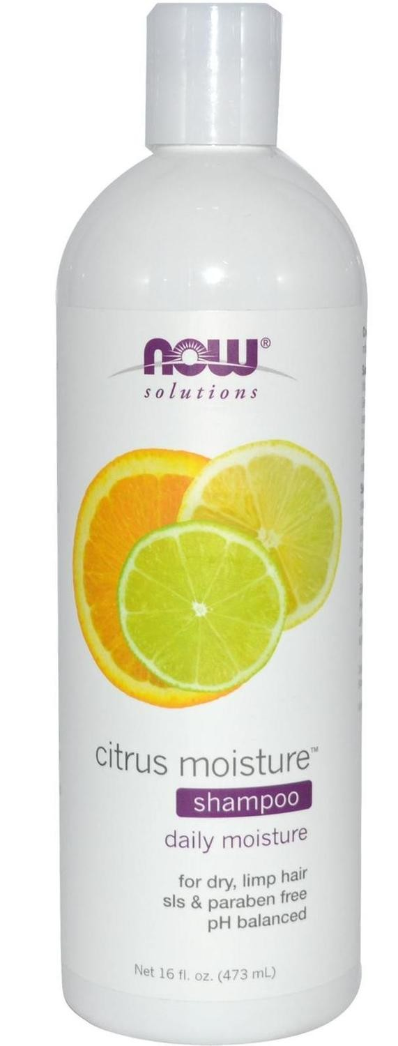 Now Citrus Moisture Shampoo - 16 oz.