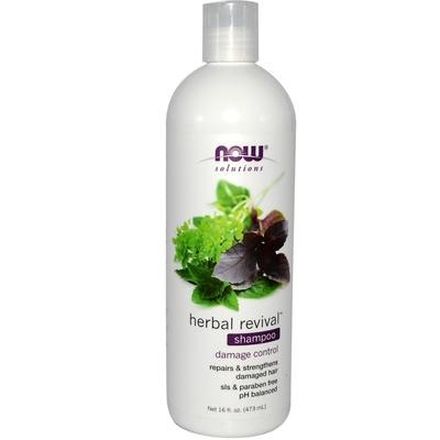 Now Herbal Revival™ Shampoo - 16 oz.