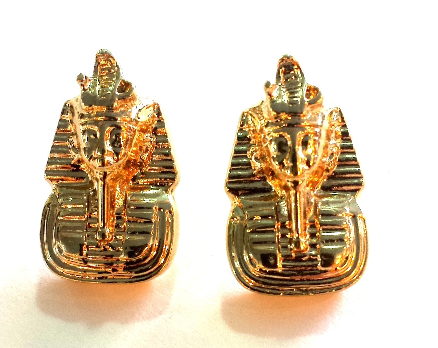 King Tut Stud Earrings