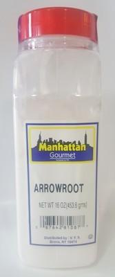 Arrowroot 16oz