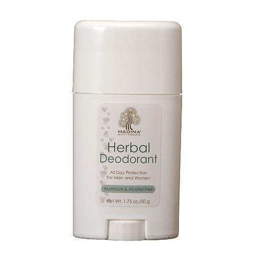 Natural Herbal Deodorant
