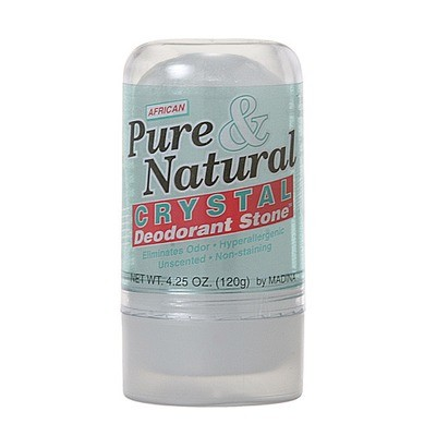 Natural Crystal Deodorant - 4.25oz
