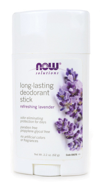 Long Lasting Deodorant Stick - 2.2 oz Refreshing Lavender