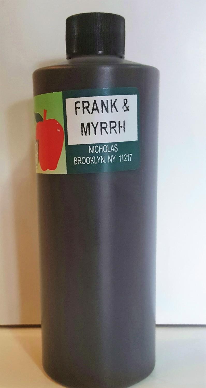 Frank & Myrrh Oil