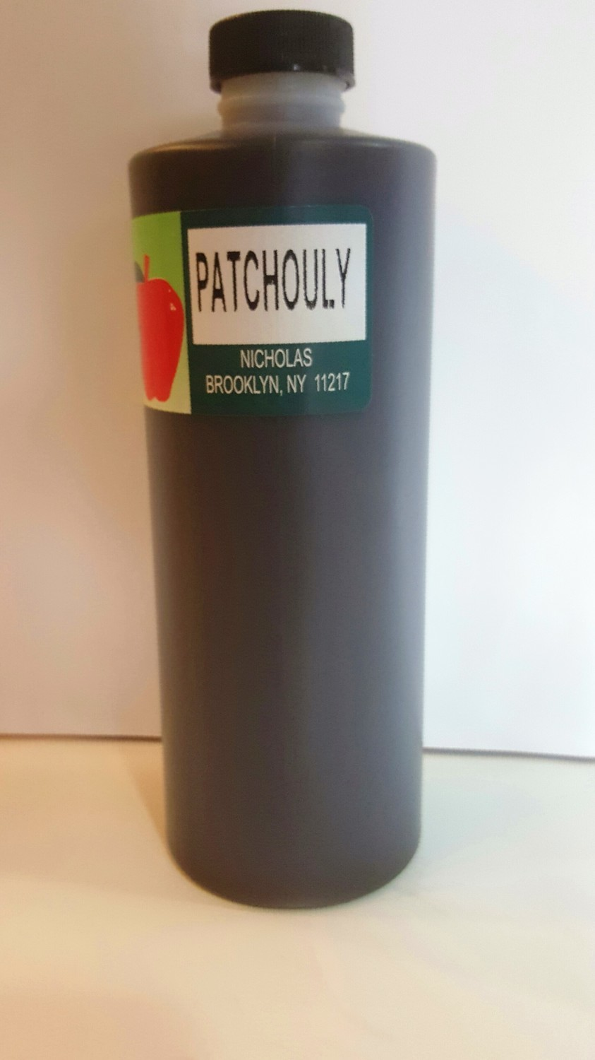 Patchouly Oil
