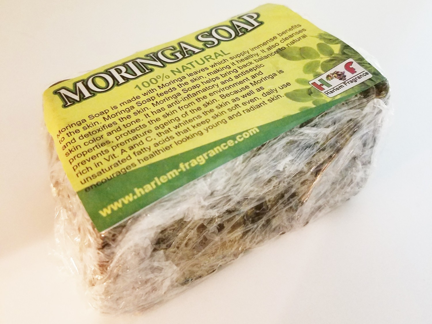 Moringa Soap 100% Natural