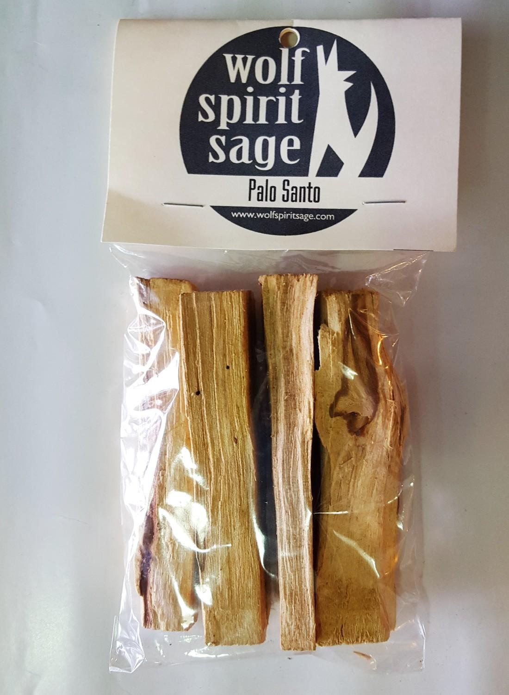 Wolf Spirit Sage Palo Santo Sticks