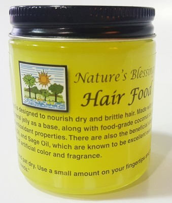 Nature's Blessings Hair Food