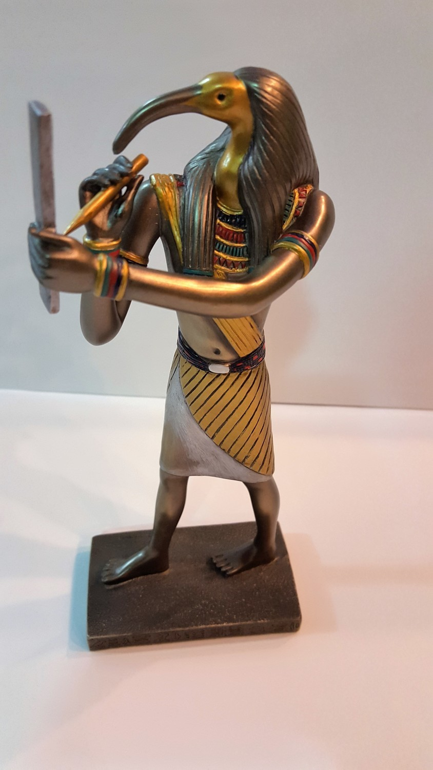 Tehuti (Thoth) Egytian of Knowledge and Wisdom