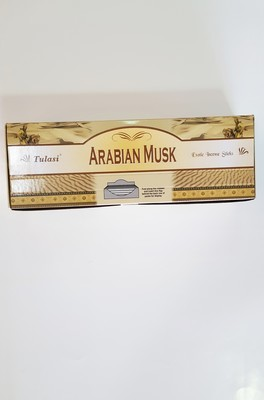 Tulasi Arabian Musk Box - 6 packs