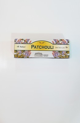 Tulasi Patchouli Box - 6 packs