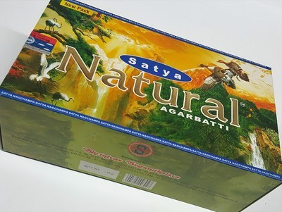 ​Satya Natural Agarbatti Incense Box