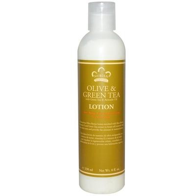 Nubian Heritage Olive & Green Tea Lotion (13 oz)