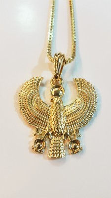 Small Heru Gold Chain