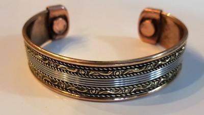 Magnetic Copper Bracelet