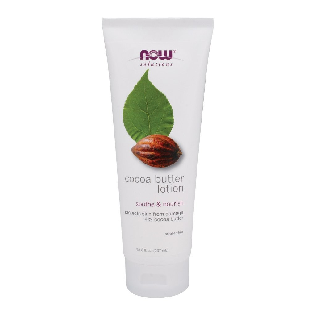 Now Cocoa Butter Lotion - 8 fl. oz.