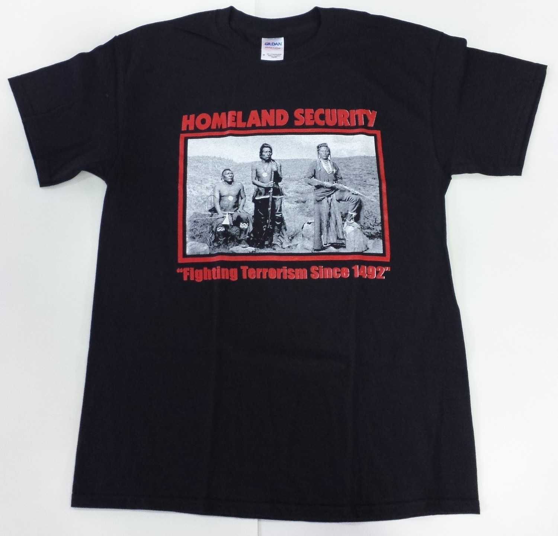 Homeland Security Mens T-Shirt