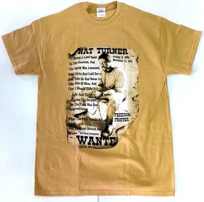 Nat Turner Mens T-Shirt
